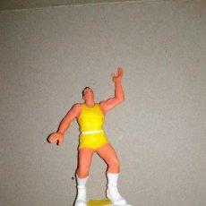 Figuras de Goma y PVC: STAR TOYS STARTOYS FIGURA PVC PROMOCIONAL CHOCOS KELLOGG'S BALONCESTO BALONCESTISTA JUGADOR ~1991. Lote 146797354