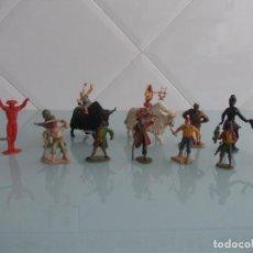 Figuras de Goma y PVC: LOTE DE FIGURAS.. Lote 146797902