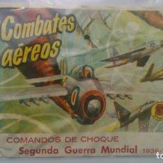 Figuras de Goma y PVC: MONTAPLEX - COMBATES AEREOS - SOBRE VACÍO. Lote 146803314