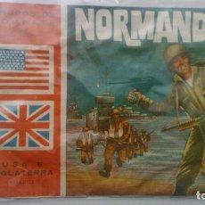 Figuras de Goma y PVC: MONTAPLEX - NORMANDÍA - SOBRE VACÍO - SERIE SIN NUMERAR. Lote 146803522