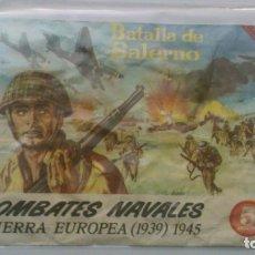 Figuras de Goma y PVC: MONTAPLEX - COMBATES NAVALES - SOBRE VACÍO - SERIE SIN NUMERAR. Lote 146804346