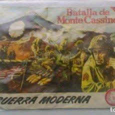 Figuras de Goma y PVC: MONTAPLEX - GUERRA MODERNA - BATALLA DE MONTE CASSINO - SOBRE VACÍO - SERIE SIN NUMERAR. Lote 146804666
