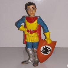 Figuras de Goma y PVC: COMICS SPAIN : ANTIGUA FIGURA DE GOMA DRAGONES Y MAZMORRAS ERIK AÑOS 80. Lote 146828154