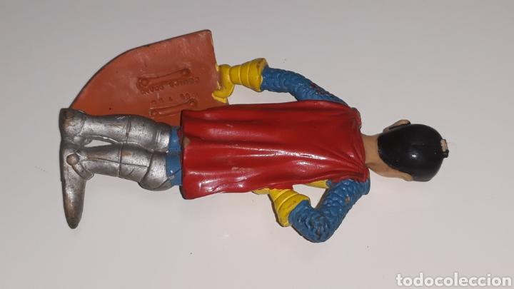 Figuras de Goma y PVC: COMICS SPAIN : ANTIGUA FIGURA DE GOMA DRAGONES Y MAZMORRAS ERIK AÑOS 80 - Foto 2 - 146828154