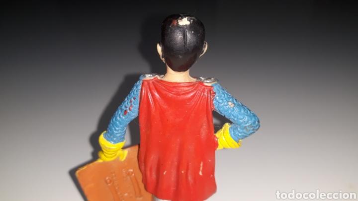 Figuras de Goma y PVC: COMICS SPAIN : ANTIGUA FIGURA DE GOMA DRAGONES Y MAZMORRAS ERIK AÑOS 80 - Foto 9 - 146828154