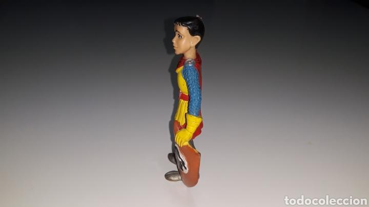 Figuras de Goma y PVC: COMICS SPAIN : ANTIGUA FIGURA DE GOMA DRAGONES Y MAZMORRAS ERIK AÑOS 80 - Foto 14 - 146828154