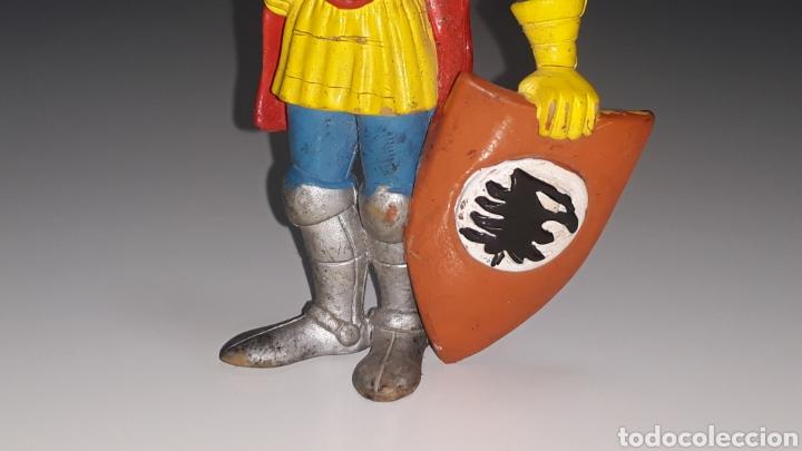 Figuras de Goma y PVC: COMICS SPAIN : ANTIGUA FIGURA DE GOMA DRAGONES Y MAZMORRAS ERIK AÑOS 80 - Foto 15 - 146828154