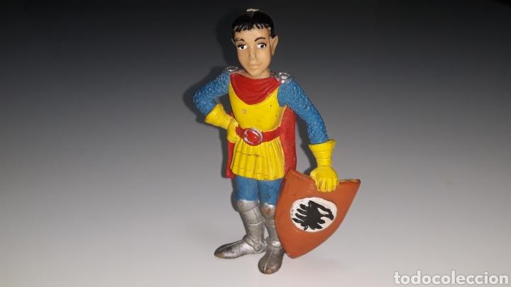 Figuras de Goma y PVC: COMICS SPAIN : ANTIGUA FIGURA DE GOMA DRAGONES Y MAZMORRAS ERIK AÑOS 80 - Foto 18 - 146828154