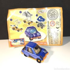 Figuras Kinder: FIGURA COLECCIÓN KINDER + BPZ: MPG 2S-361. FUTURE CARS. Lote 146840280