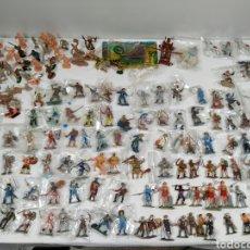 Figuras de Goma y PVC: LOTE DE MAS DE 110 FIGURAS. Lote 146844877