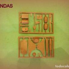 Figuras de Goma y PVC: FIGURAS Y SOLDADOS PARA 6 Y 7 CTM - 7703. Lote 146849618