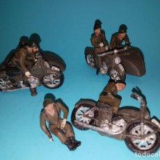 Figuras de Goma y PVC: VARIAS MOTOS DE TEIXIDO.. Lote 146901318