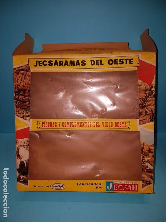 Gummi- und PVC-Figuren: JECSARAMAS DEL OESTE, ref 812 (EL MOLINO). - Foto 2 - 146935602