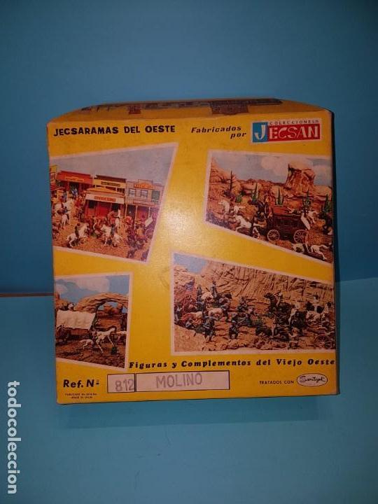 Gummi- und PVC-Figuren: JECSARAMAS DEL OESTE, ref 812 (EL MOLINO). - Foto 3 - 146935602
