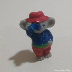 Figuras Kinder: FIGURA KOALA HUEVO SORPRESA NO KINDER ANIMAL AUSTRALIA ZOO EXPLORADOR. Lote 146992470
