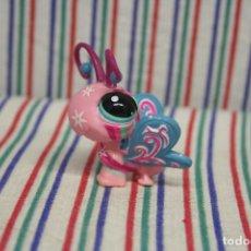 Figuras de Goma y PVC: FIGURA MARIPOSA LITTLEST PET SHOP DECO. Lote 147002350