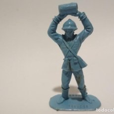 Figuras de Goma y PVC: FIGURA SOLDADO FRANCÉS COMANSI. Lote 147064370
