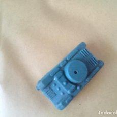 Figuras de Goma y PVC: TANQUE MONTAPLEX - SIN CAÑON . Lote 147104762