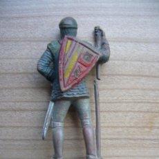Figuras de Goma y PVC: MEDIEVAL DE REAMSA EN GOMA. Lote 147176366