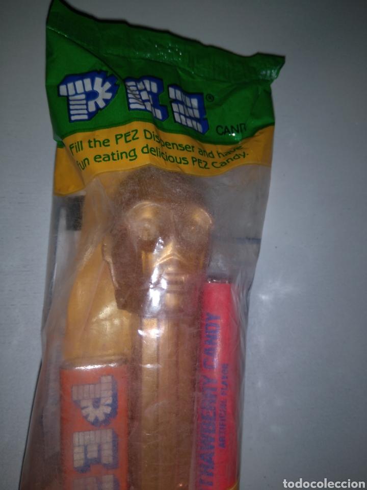 Dispensador Pez: Dispensador Pez - Star Wars - C-3PO - C3PO - Nuevo - Aún tiene los dulces Candy - Foto 2 - 147219301