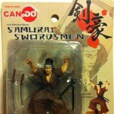 Figuras de Goma y PVC: SAMURAI SWORDSMEN - 1.24 - MUSASHI MIYAMOTO- AÑO 2005. Lote 147267946