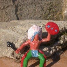 Figuras de Goma y PVC: FIGURA SOTORRES. Lote 147306262