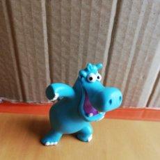Figuras de Goma y PVC: HIPOPOTAMO SIMBA. Lote 147333517