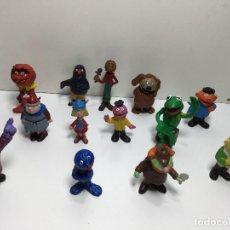 Figuras de Goma y PVC: LOTE FIGURAS PVC GOMA TIPO COMICS SPAIN. Lote 147333606