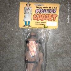 Figuras de Goma y PVC: INSPECTOR GADGET RARO 80S. Lote 147409726