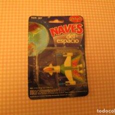 Figuras de Goma y PVC: NAVE DEL ESPACIO ORIGINAL DE LOS 70. Lote 147424410