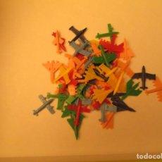 Figuras de Goma y PVC: LOTE AVIONCITOS DE KIOSKO DE LOS 60-70. Lote 147427890