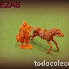 Figuras de Goma y PVC: FIGURAS Y SOLDADOS DE 6 CTMS - 7732. Lote 147430502