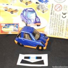 Figuras Kinder: FIGURA KINDER + BPZ: MPG 2S-361 / FUTURE CARS. Lote 147513477