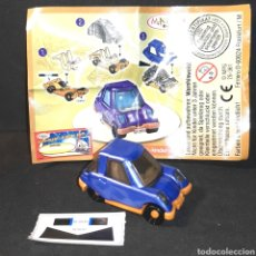 Figuras Kinder: FIGURA KINDER + BPZ: MPG 2S-361 - FUTURE CARS. Lote 147520617