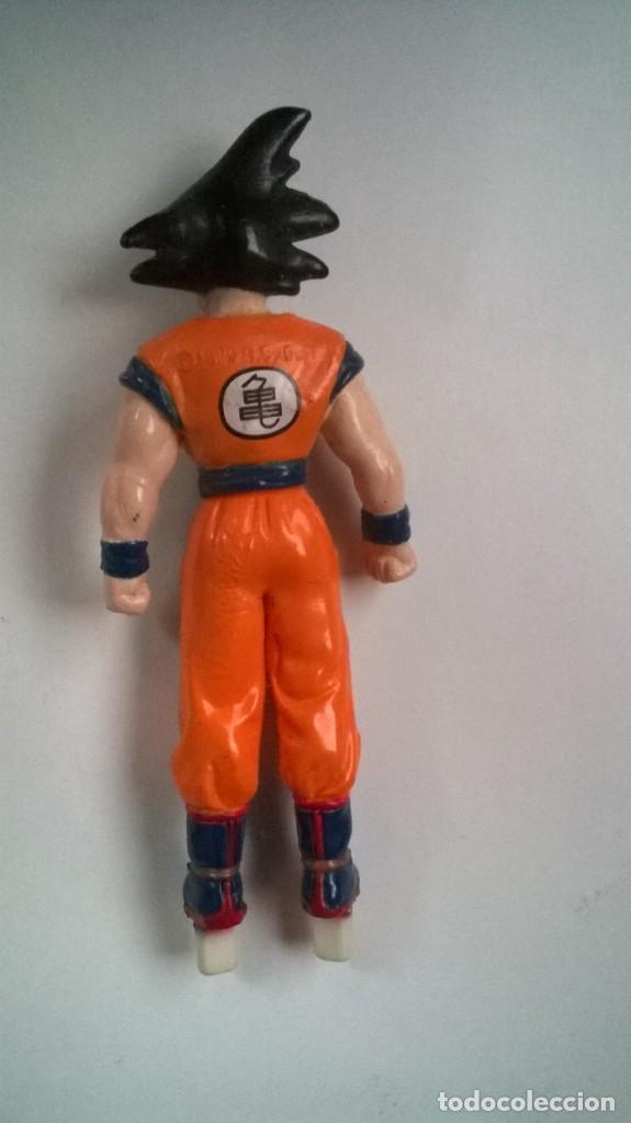Figuras de Goma y PVC: FIGURA PVC DRAGON BALL GOKU - Foto 2 - 147543542