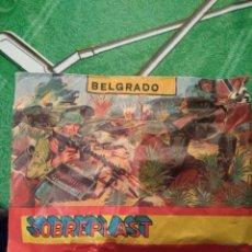 Figuras de Goma y PVC: ANTIGUO SOBRE, BELGRADO. Lote 147570234