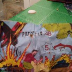 Figuras de Goma y PVC: ANTIGUO SOBRE, PARALELO 38. Lote 147570702