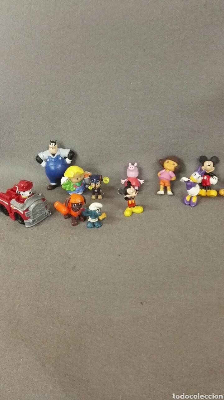 Figuras de Goma y PVC: Muñecos infantiles - Foto 3 - 147581084