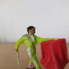 Figuras de Goma y PVC: JPLAZA DE TOROS JECSAN TORERO TAUROMAQUIA TOREROS . Lote 147582294