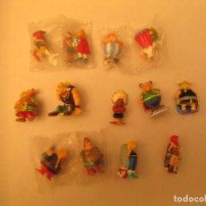 Figuras de Goma y PVC: LOTE ASTERIX . Lote 147623482