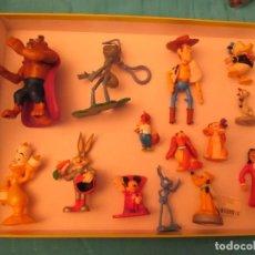 Figuras de Goma y PVC: LOTE DE FIGURAS DISNEY TODAS LAS DE LAS FOTOS. Lote 147624774