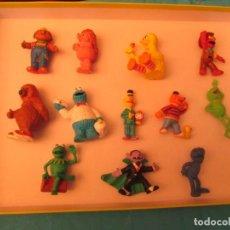 Figuras de Goma y PVC: BARRIO SESAMO Y OTROS. Lote 147624954