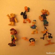 Figuras de Goma y PVC: LOTE VARIOS PERSONAJES. Lote 147627334
