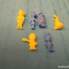Figuras de Goma y PVC: PICAPIEDRAS LOTE . Lote 147634158