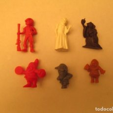Figuras de Goma y PVC: BLANCANIEVES LOTE . Lote 147635710