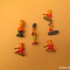 Figuras de Goma y PVC: LOS SIMPSONS LOTE . Lote 147635802