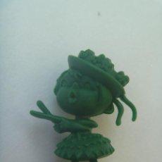 Figuras de Goma y PVC: FIGURITA CABEZONA, DE PLINIO PINTO.. Lote 147645958