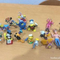 Figuras de Goma y PVC: COMICS SPAIN BULLY LOTE FIGURAS PVC. Lote 151189682