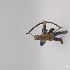 Figuras de Goma y PVC: ARQUERO MEDIEVAL SCHLEICH. Lote 147720478