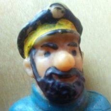 Figuras de Goma y PVC: CAPITÁN HADOCK BULLY ORIGINAL. Lote 147824342